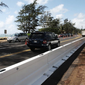 Work Zone Crash Barrier Systems