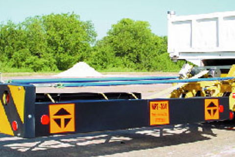 MPS-350™ TRUCK MOUNTED ATTENUATOR