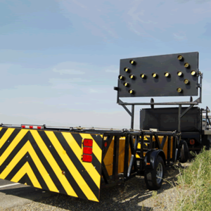 SST® TRAILER TMA TRUCK MOUNTED ATTENUATOR
