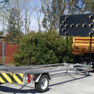 Trailer and Truck Mounted Attenuators